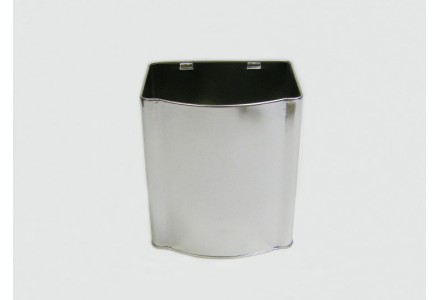 T3189 - Dome Front Caddy Tin